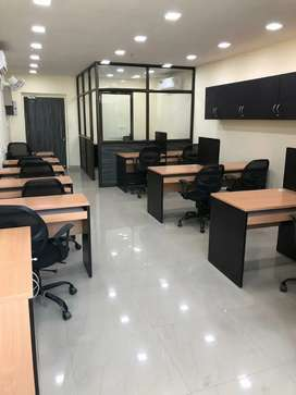 Fully furnished office space available in rajarhat new town