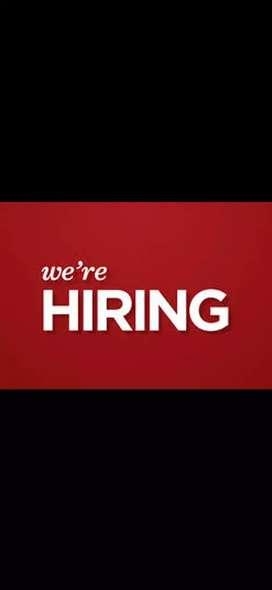 Fresh hirings for july 2020
