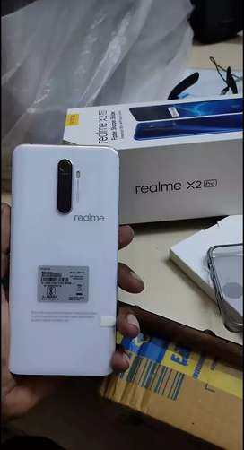 Realme x2 pro. 8gb ram 128gb inbuilt. 2moths old. Full kit available