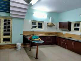 Independent 4 BHK beautiful house in Hebbal Mysore