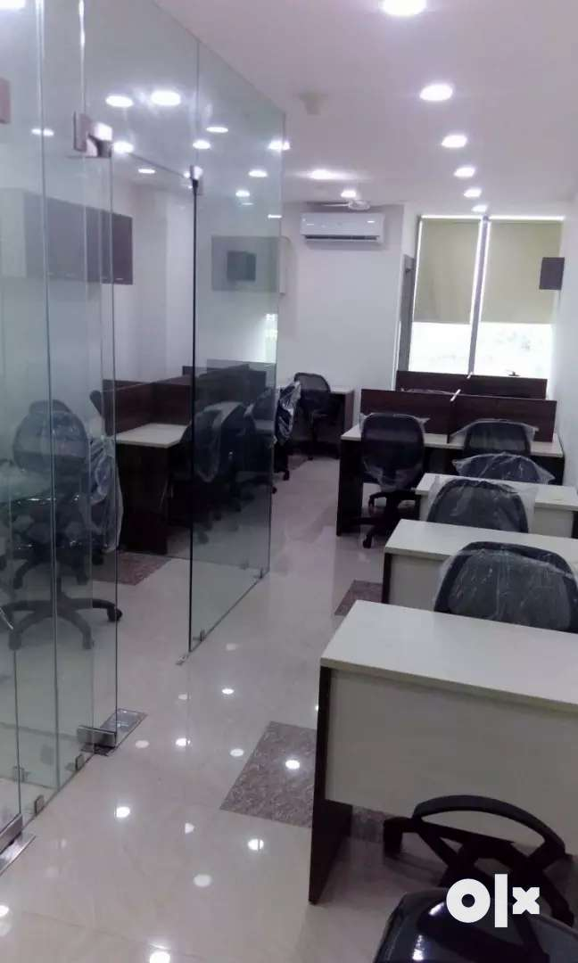 """Furnished office available in rajarhat near akankha more 'ASTRA TOWER"""" 0"""