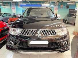 Mitsubishi Pajero Exceed Limited 2.5 Automatic 2013 Super Mulus