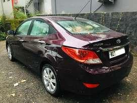 Hyundai Fluidic Verna 1.6 CRDi SX AT, 2013, Diesel