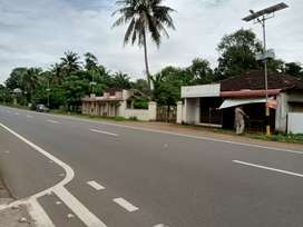50-75 cents land for rent/long lease close to MC road in changanasseri