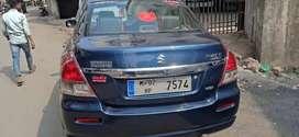 Maruti Suzuki Swift Dzire, 2010, Diesel
