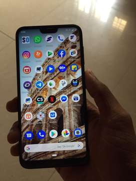 Nokia 6.1 plus . looking for exchange with iphone 6s /7