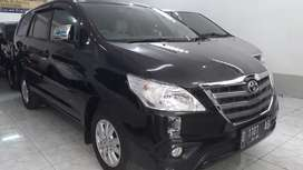 Innova diesel matic 2014 at km 80rb |2015