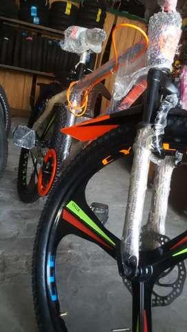 Alloy wheels cycles