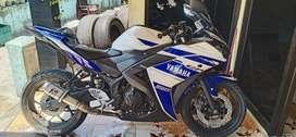 Dijual YAMAHA R25