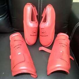 Foot Protector Kumite Karate AKA