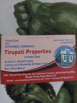 Flat for sale in shastri Nagar best location gated sosity