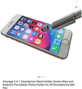 3in1pen, mobile operator and Mobile stand, writing pen