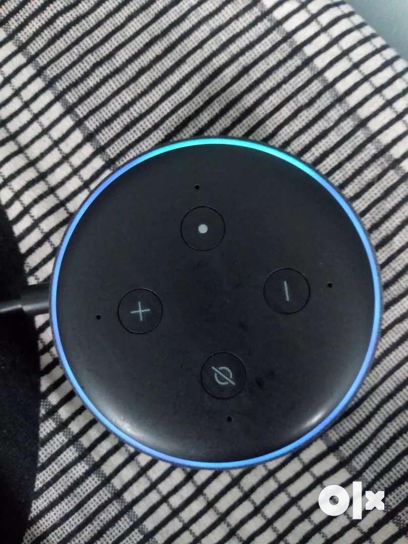 Echo dot with Alexa
