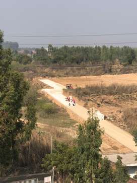 Land  vacant for rent near kala amb for Nursery, Restaurant or Godown