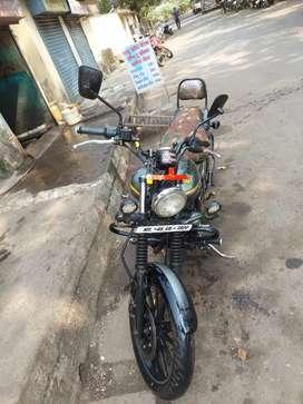 Sale My Bike Bajaj Avenger 220 Street Colour Miletri Green