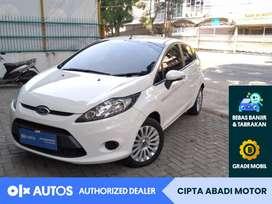 [OLXAutos] Ford Fiesta 1.4 Trend 2011 A/T Putih #Cipta Abadi
