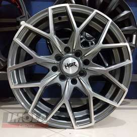 Peleg Murah Mobil Satya Evalia Ring 15 Pcd 4x100 dan 4x114,3 HSR HADO
