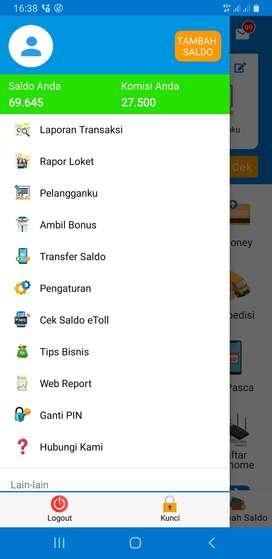 DIBUTUHKAN full stack developer UNTUK PEMBUATAN WEB DAN APLIKASI PPOB