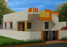2BHK Individual House -19.30 lacs(All Inclusive) @Mathampalayam