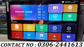 Q10F model 60 inch smart LED TV Android 8.0 CORE 2 PROCESSR