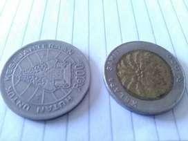 Dijual uang logam