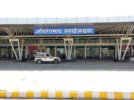 supervisor vacancy available in Aurangabad airport