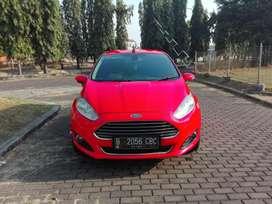 Ford Fiesta S 2013 Keyless Merah