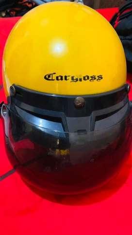 Helm Cargloss Yellow