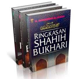 Gema Insani - 1 Set Ringkasan Shahih Bukhari HC 23 x 15.2 cm