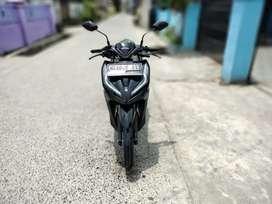 Honda Vario 125 hitam 2019/Vario 125 hitam tahun 2019