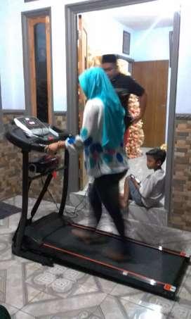 Treadmill elektrik massagefam 50 turi sport