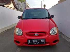 Hyundai Atoz Gls 2001