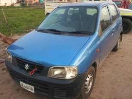 Maruti Suzuki Alto LXi BS-IV, 2010, Petrol