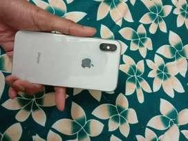 Apple X 64 GB new condition