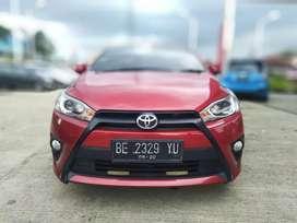 Toyota yaris tipe g new model manual th 2015 bisa kredit
