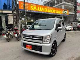 Suzuki Wagon R Hybrid FZ Full Option Genuine Condition