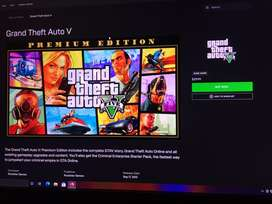 Grand Theft Auto V Premium Edition Official
