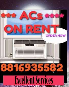Rental Window AC Available Here