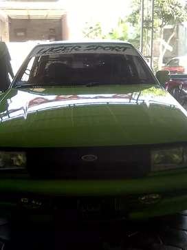 Dijual Ford laser siap BS TT motor