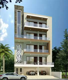 READY TO MOVE BUILDER FLOORS IN PRIME LOCATION OF ASHOKA ENCLAVE, FBD