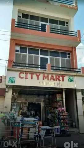 18,000/- rent expected and negotiable