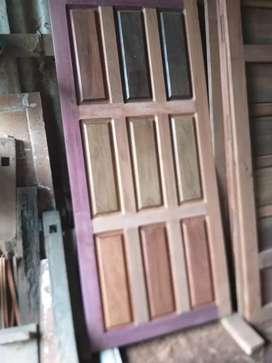 windows , doors, katla , bench , desk etc....