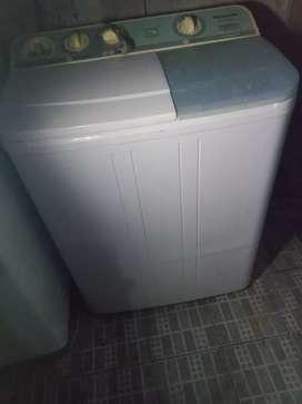 Jual mesin cuci seken