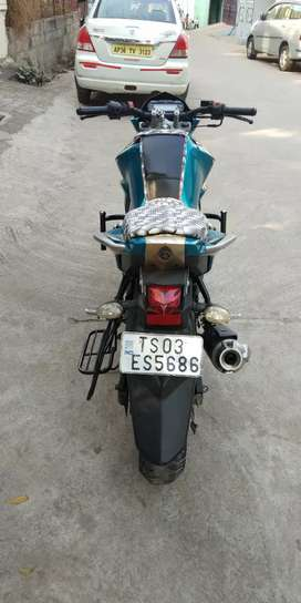 Single hand bike full condition