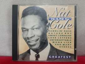 Cd Nat King Cole greatest