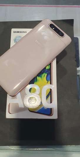Samsung A80 one month used /iphone x/Note 9/S10/Note 10