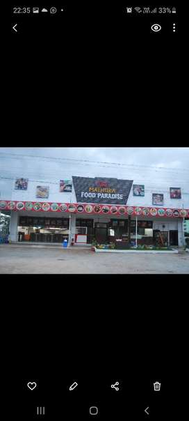 Wanted Stall Boys for Restaurant