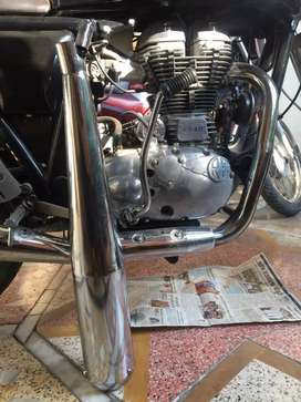 Exhaust for Royal Enfeild - MEGAPHONE EXHAUST
