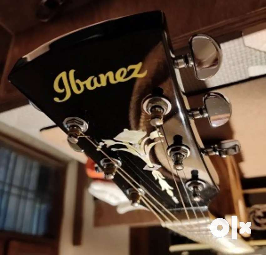 ~ NOT PLAYED EVER ~ IBANEZ PF-15 BK