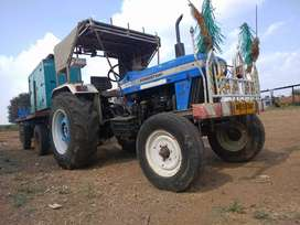 Powartrac tractor ,all matrel sell 2010end modal